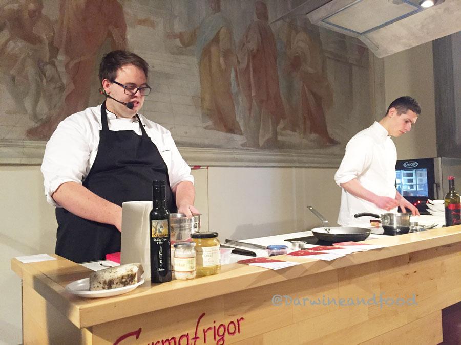 terzo Chef in Gara